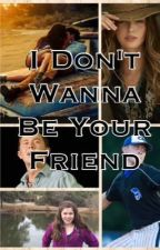 I Don't Be Your Friend by isabellamucci