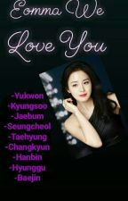 Eomma We Love You by NamjoonLee6