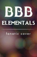 BoBoiBoy Truth or Dare Elementals by KesleA