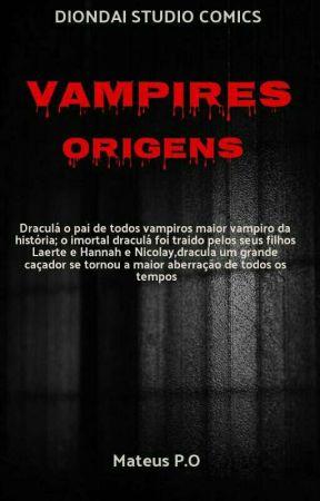 Vampire Origens  by MateusPO-890