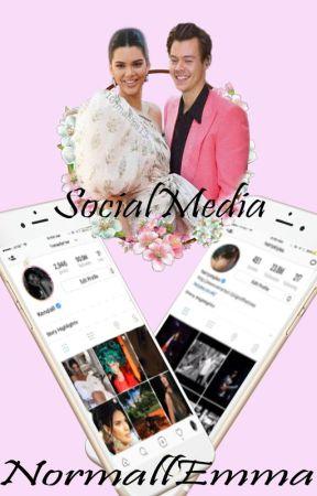Social Media by NormallEmma