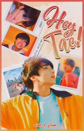 Hey, Tae! » |VKook| by ziall-x-phan