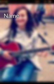 Name by LittleRebel