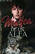 Marca de un alfa. [chanbaek] by wakethewarrior