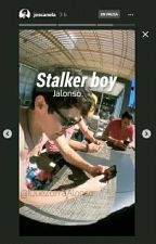 Stalker Boy. →JALONSO← by IQueZorraAlonso