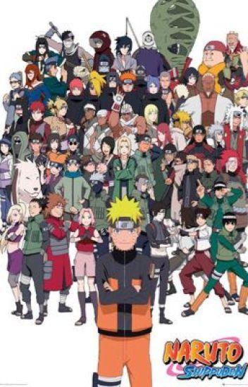 Naruto x Reader Daughter Scenarios