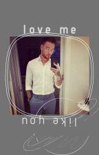 love me like you | IG | Larry | Ziam by niallikowa