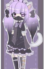 Dark's wittle kitten. (Darkiplier x child!Reader) by CakieBoo_
