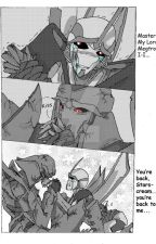Starscream and Megatron 💜💜💜 by Black_Angel_of_White