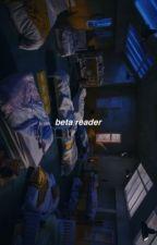 beta reader ; jj project [✔︎] by asstrobleme