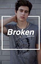 broken ▸ n.g. by flufffykpop