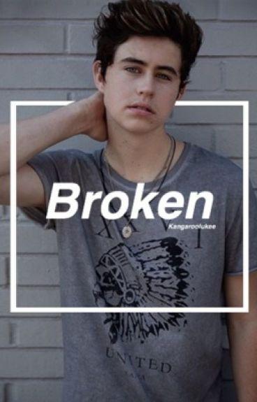 broken ▸ n.g.