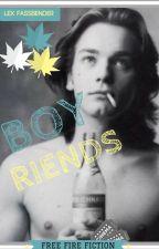 Boy Friends [BxB] by FassbenderLex