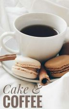 Cake & Coffee by -candy_baby-