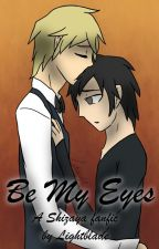 Be My Eyes by Lightblade-Absol