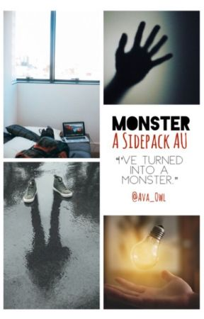 Monster (A Sidepack AU) by Ava_Owl