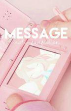 Message | Nalu FF by ankomia