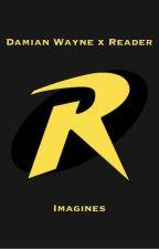 Damian Wayne (Robin) x Reader Imagines by Avengerdragoness