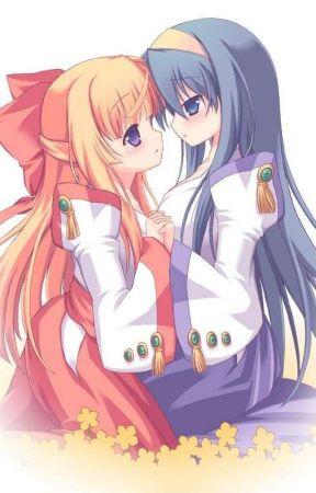 Tổng Hợp Anime Yuri by NhHunh264796