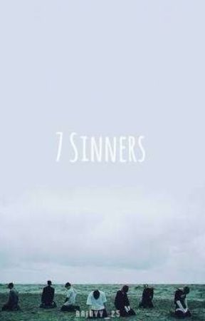 BTS: 7 Sinners  by rainyy_25