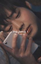 """hajima"" {하지 마} 