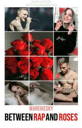 Between rap and roses    Kontra K ✏ by MareikeSky