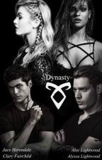 Dynasty. (SH-TO-TVD...) crossover by ilikepizzaandriley