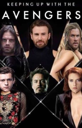 Keeping Up With The Avengers by 1-800-HOE