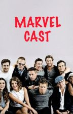 ⎮Marvel Cast ⎮ by A_White_Wolf