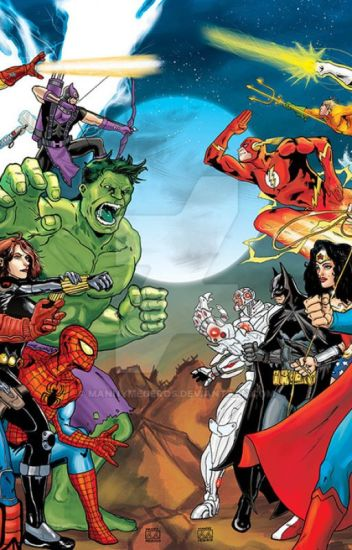DC and Marvel x Reader One-Shots - The Mitochondria is the