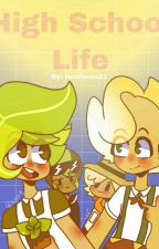 High school life (Cookie run)  {my AU}  by lionflame21