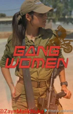 Gang Woman ▪ Z.M / M.R by Pulinka145