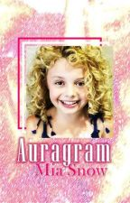 Auragram ღ Mia Snow by NikkiHahnOficial