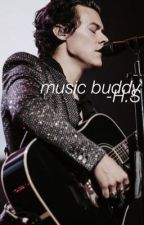Music Buddy [H.S] by cutiemuffin-s