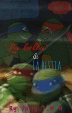 """La bella"" & la bestia by Esteban_T_W_H"