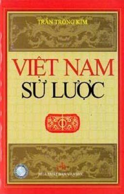 Việt Nam Sử Lược - Trần Trọng Kim