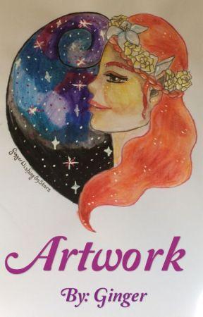 Artwork  by GingerWishingOnStars
