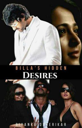 Billa's Hidden Desires. by riyankadeherikar