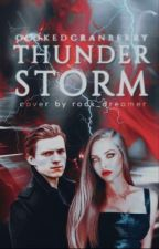 ||Thunderstorm || Peter Parker || by cookedcranberry