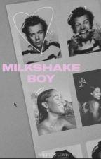Milkshake Boy   H.S by brighton5678