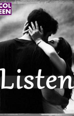 Listen by ColeenPalma