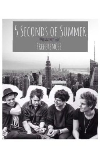 5SOS Imagines/Preferences ✓