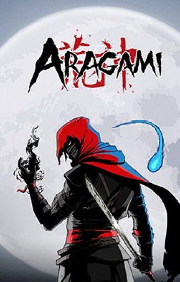 Aragami: El Espectro de la Oscuridad.