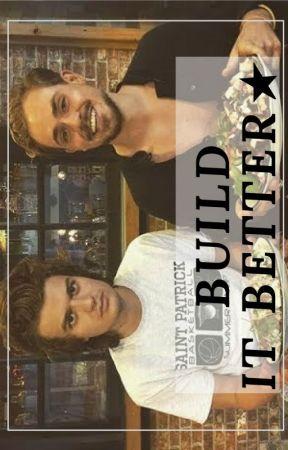 Build it better   //  Harringrove by EmiJey