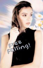 free falling,   l. friar  by beckywtgh