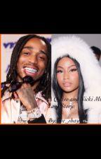 A Quavo and Nicki Minaj Love Story  by love_shayy