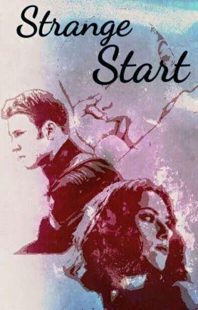 Strange Start by amber9llama