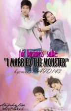 For Business Sake: 'I married the monster' (fin) by msBRAID143
