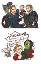 Avengers in a Chat Room by FrostBoundSoldier