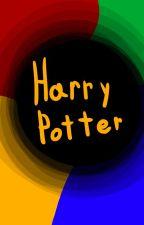 Harry Potter FanFics by GrimAtalanta
